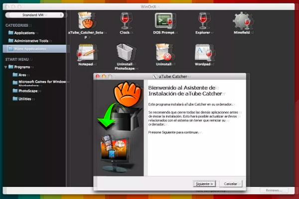 descargar atube catcher para mac gratis español